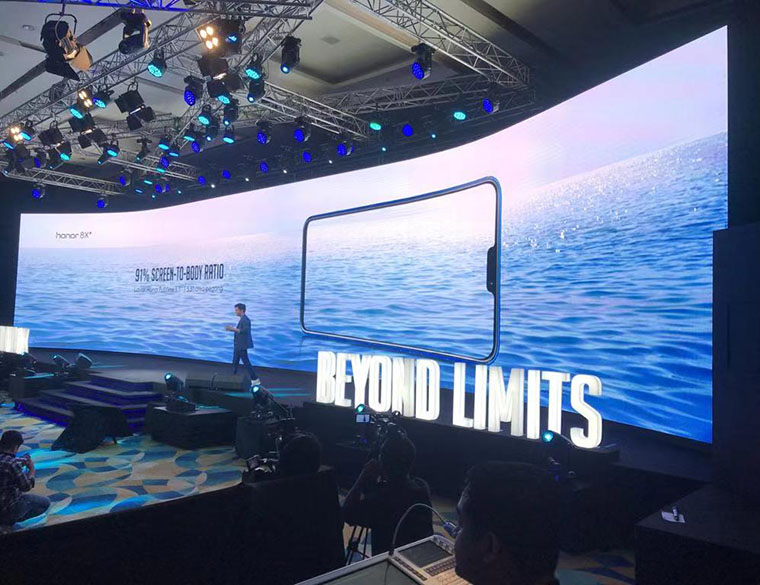 Honor 's Launch Event in Jakarta Indonesia